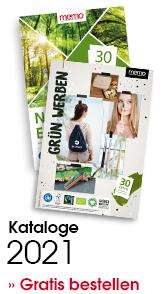 memo Kataloge 2021